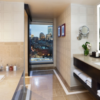 Renovated Suite Bathroom